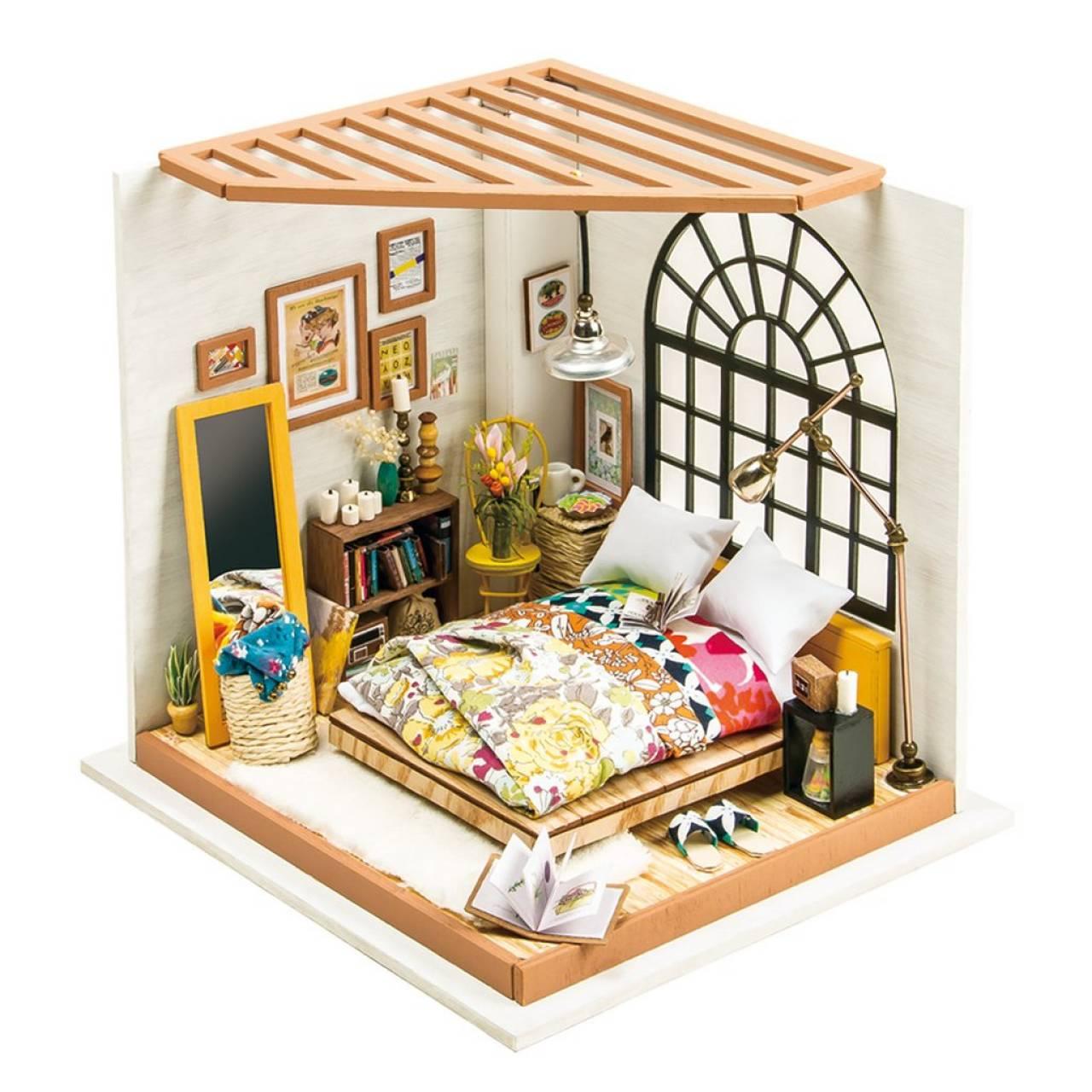 Румбокс спальня Алисы Diy House