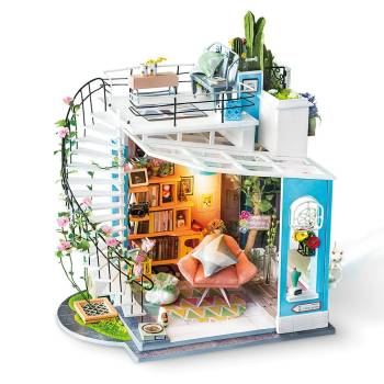 """Уютный лофт """"Dora's Loft"""" - DG12"""