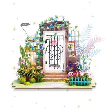"""Калитка в волшебный сад - DGM02  (""""Калитка в цветах"""")"""