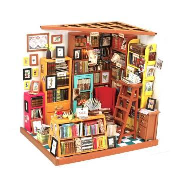 """Библиотека """"Sam's study"""" - DG102"""