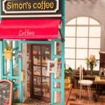 "Румбокс кафе Саймона Diy House ""Simons Coffee"""