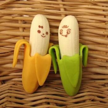"""Ластик """"Банан"""" (2шт)"""
