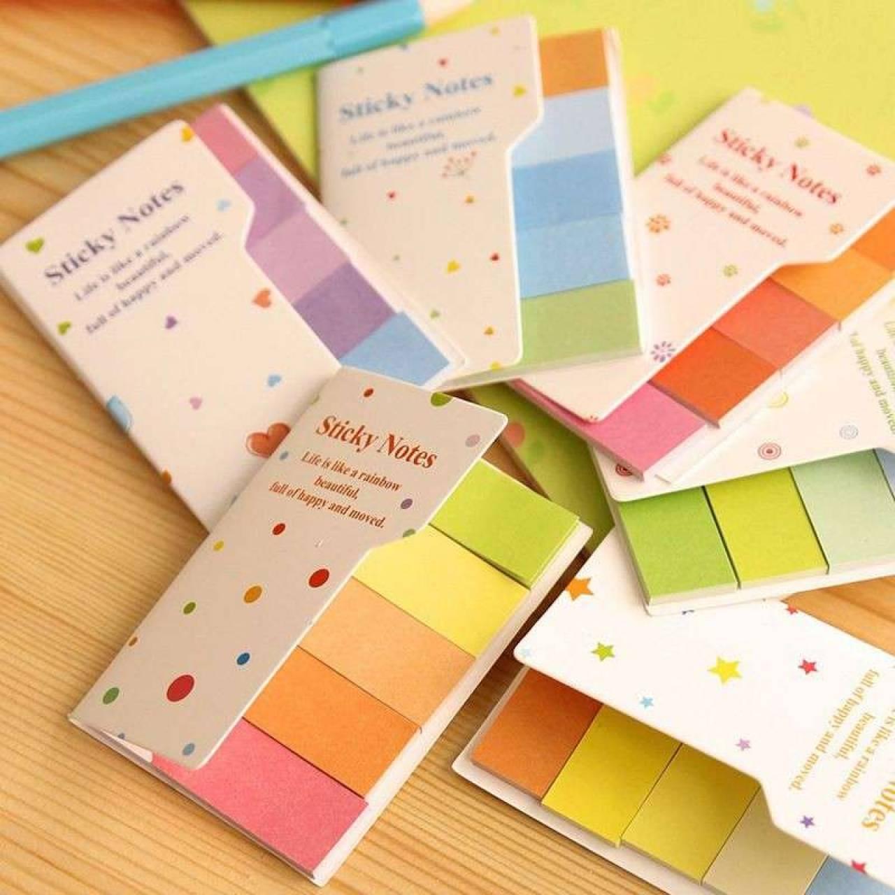 """Закладки """"Разноцветные"""""""