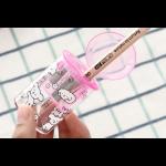 Точилка для карандашей прозрачная