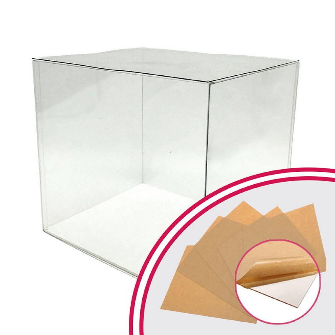 Защитный купол от пыли 32*24*21 см для румбокса