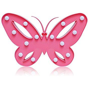 Светильник Бабочка