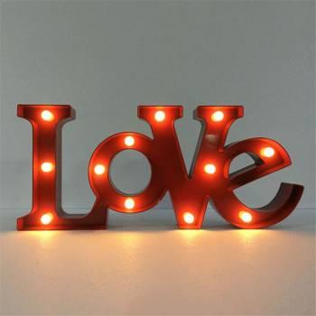 Светильник LOVE 50см