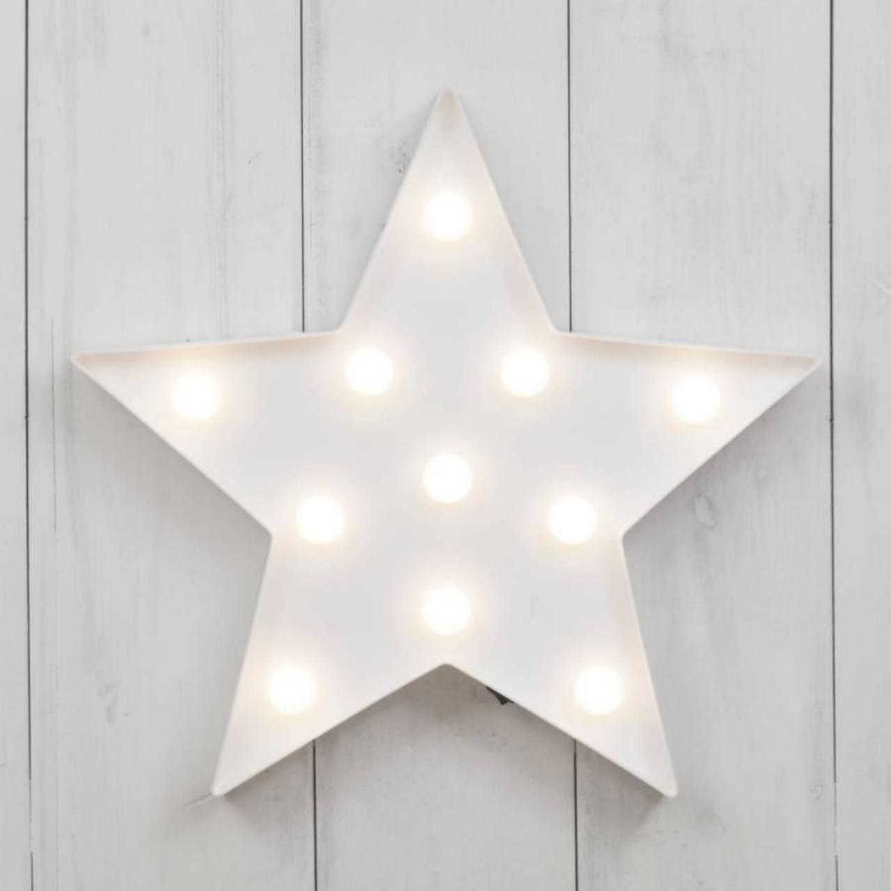 Led светильник звезда