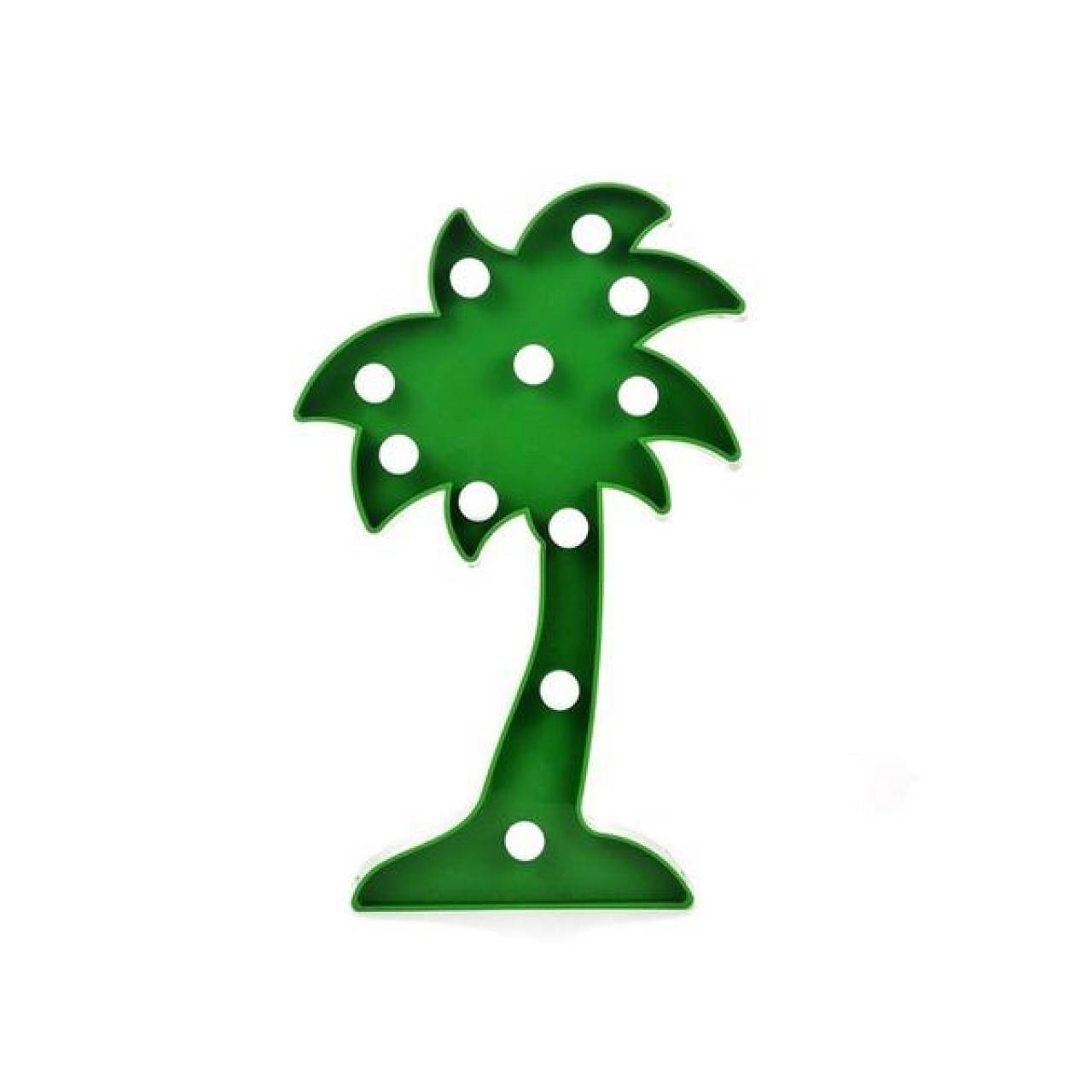 Led светильник пальма