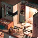 Румбокс Кафе Pink