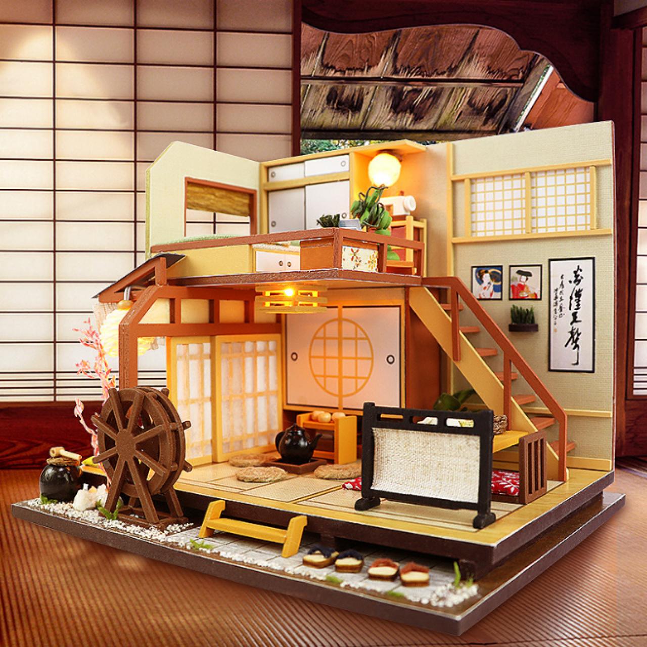 Румбокс Пентхаус в Японском стиле