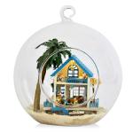 Румбокс Пляжный домик под куполом