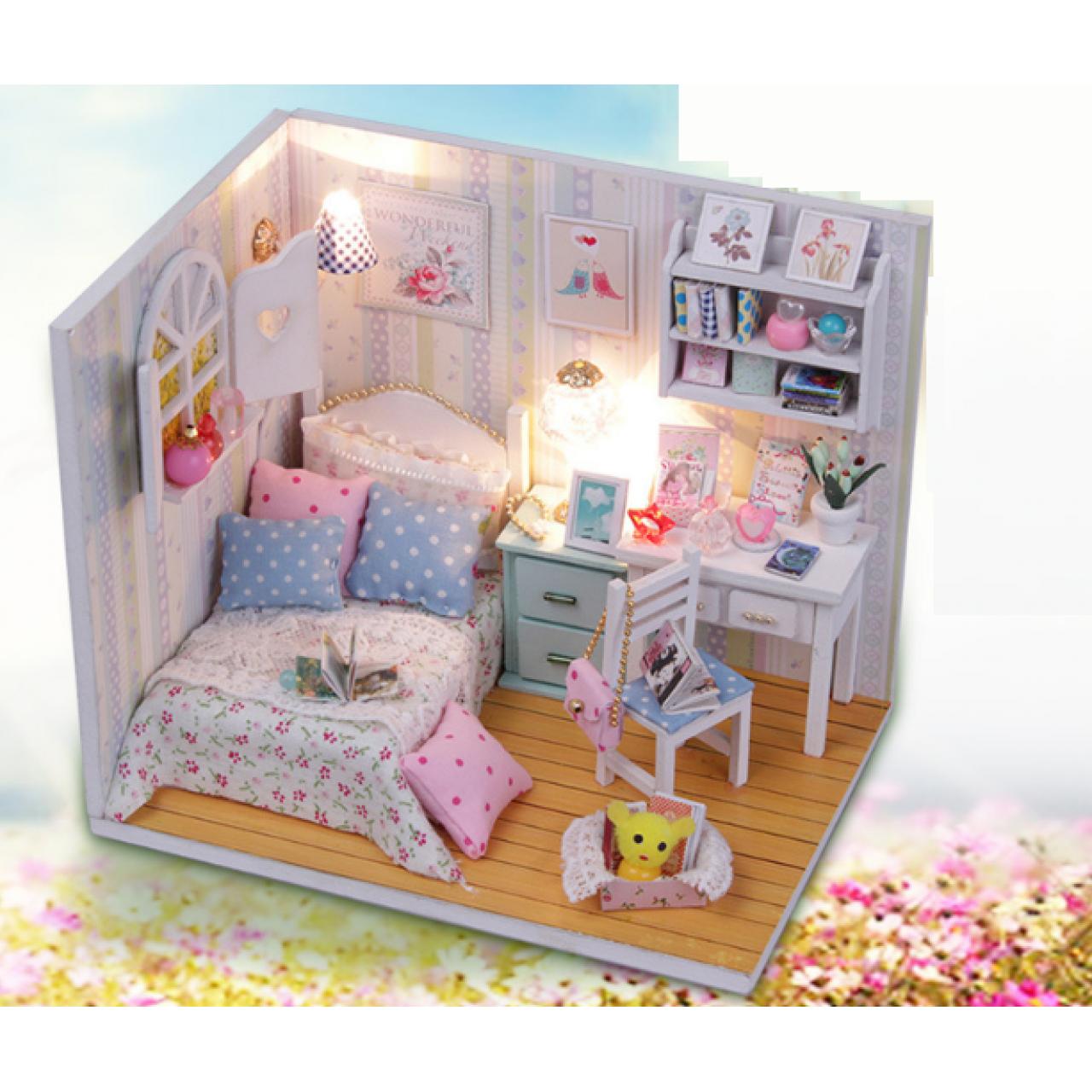 Румбокс Спальня девочки