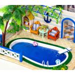 Румбокс Вилла с бассейном