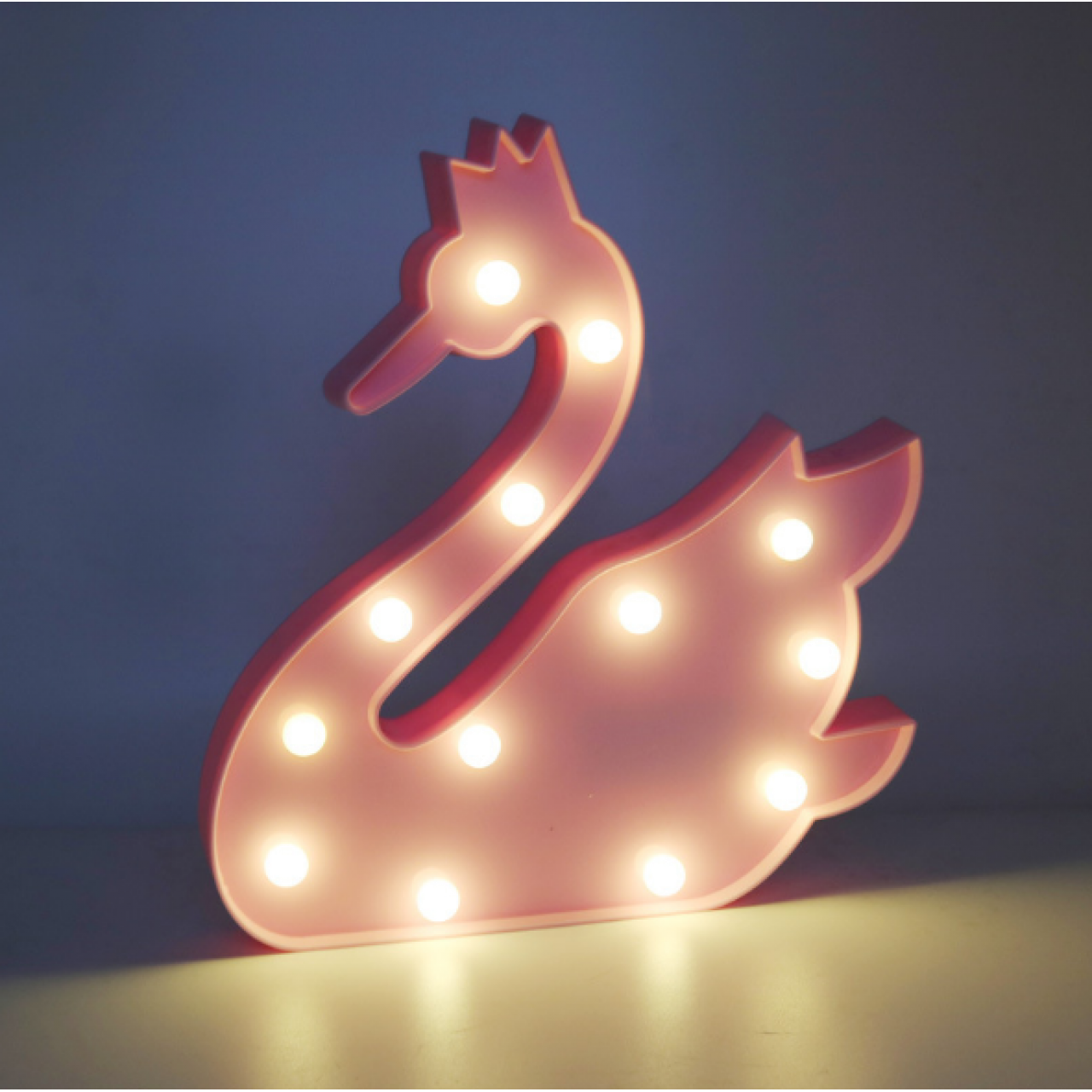 Led светильник Лебедь