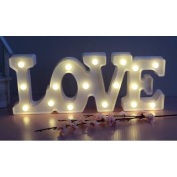 Светильник LOVE 32см