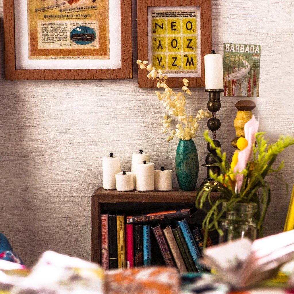 Спальня Алисы интерьерный конструктор Diy House